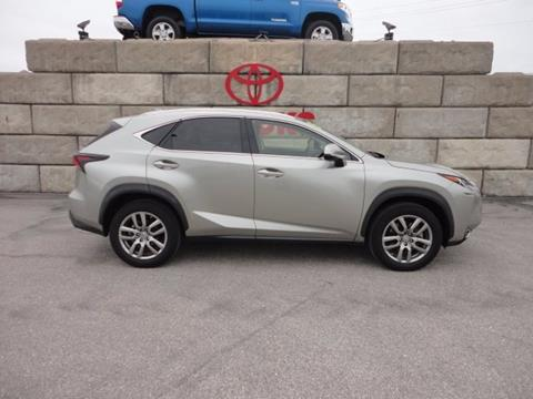 2015 Lexus NX 200t for sale in Iowa City, IA
