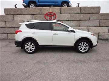 2014 Toyota RAV4 for sale in Iowa City, IA