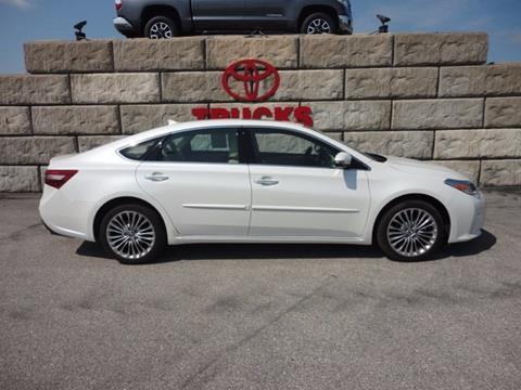 2017 Toyota Avalon for sale in Iowa City, IA