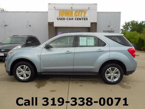 2014 Chevrolet Equinox for sale in Iowa City IA