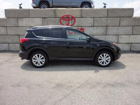 2015 Toyota RAV4 for sale in Iowa City IA
