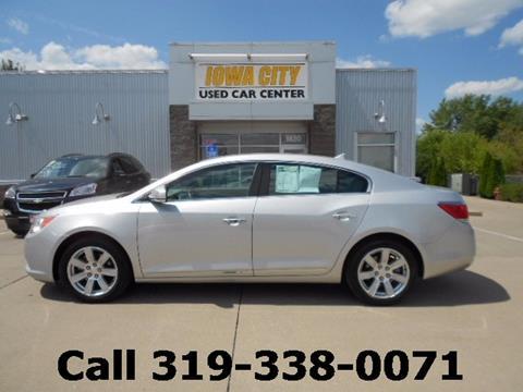 2012 Buick LaCrosse for sale in Iowa City IA