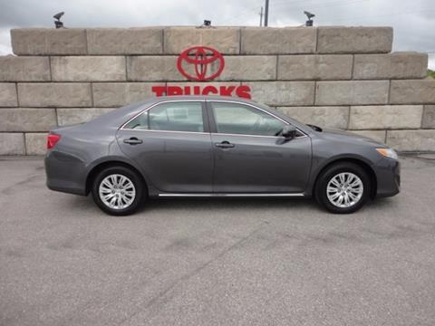 2014 Toyota Camry for sale in Iowa City IA
