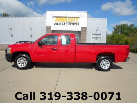 2011 Chevrolet Silverado 1500 for sale in Iowa City IA