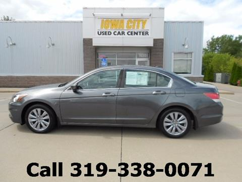 2011 Honda Accord for sale in Iowa City IA