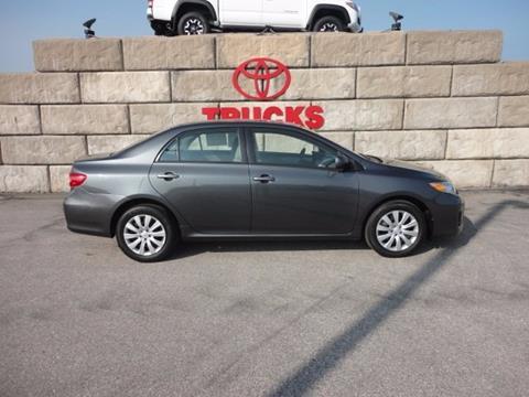 2012 Toyota Corolla for sale in Iowa City, IA