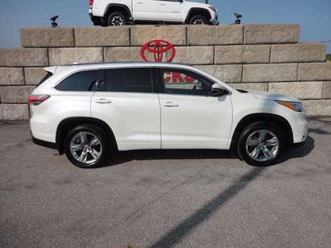 2014 Toyota Highlander for sale in Iowa City, IA
