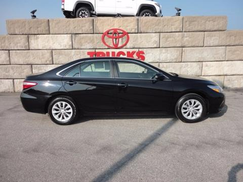 2015 Toyota Camry for sale in Iowa City IA