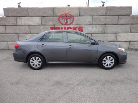 2013 Toyota Corolla for sale in Iowa City, IA