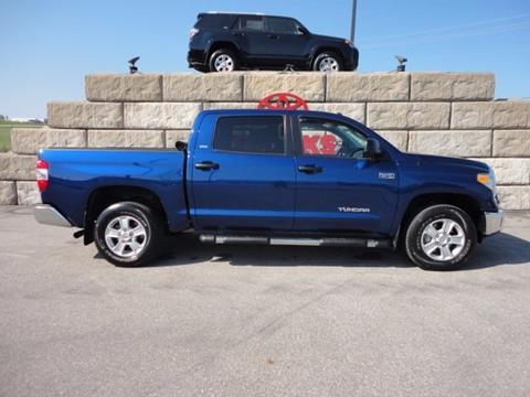 2014 Toyota Tundra for sale in Iowa City IA