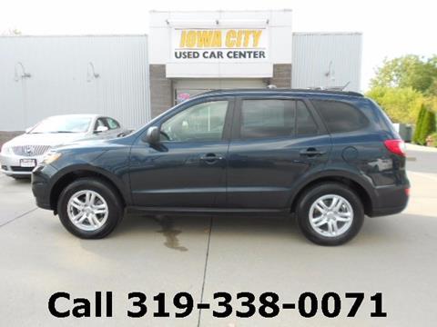 2012 Hyundai Santa Fe for sale in Iowa City IA