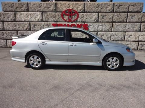 2008 Toyota Corolla for sale in Iowa City IA