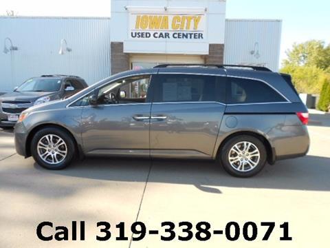 2012 Honda Odyssey for sale in Iowa City IA