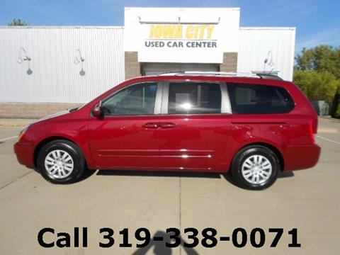 2014 Kia Sedona for sale in Iowa City, IA