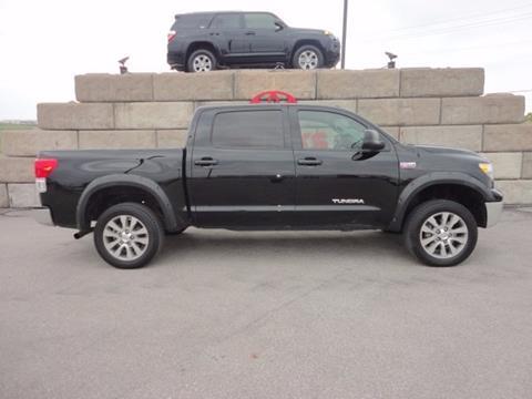 2012 Toyota Tundra for sale in Iowa City IA