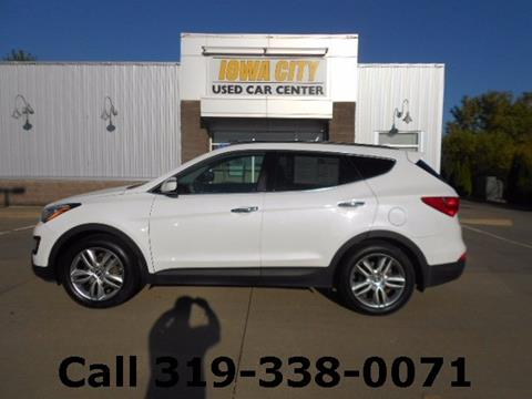 2013 Hyundai Santa Fe Sport for sale in Iowa City IA