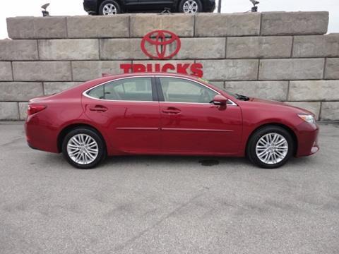 2015 Lexus ES 350 for sale in Iowa City, IA