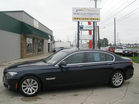 2010 BMW 7 Series for sale in Fort Wayne, IN
