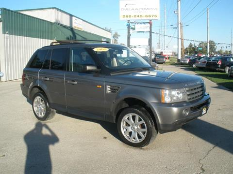 2008 Land Rover Range Rover Sport for sale in Fort Wayne, IN