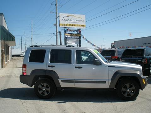Jeep Liberty For Sale In Fort Wayne In