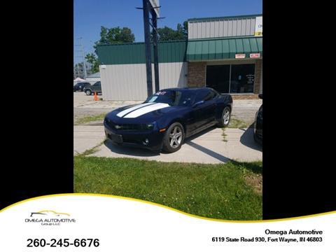 2011 Chevrolet Camaro for sale in Fort Wayne, IN