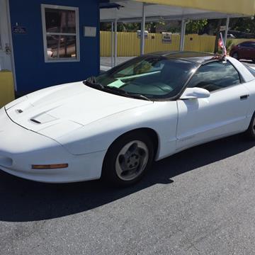 1994 Pontiac Firebird for sale in Bradenton, FL
