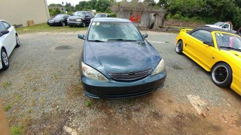 2003 Toyota Camry for sale in Liberty, NC