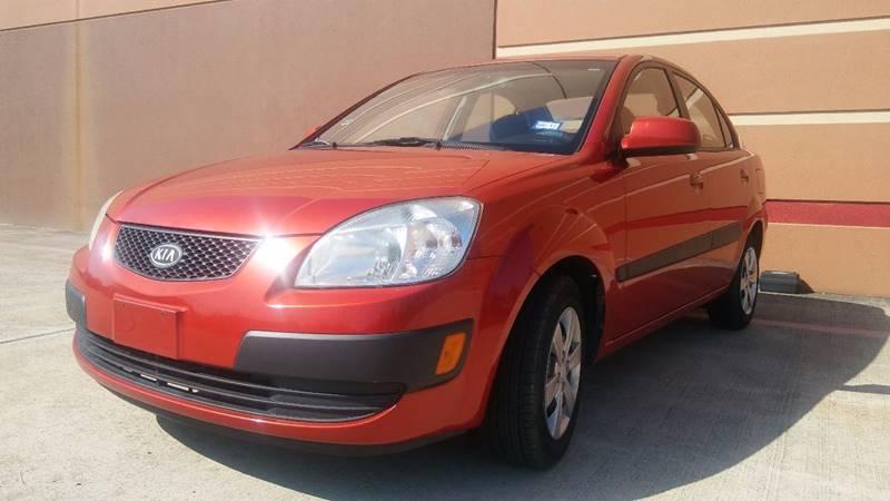 2008 Kia Rio For Sale At All Import Auto Care Inc. In Houston TX