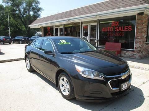 2014 Chevrolet Malibu for sale in Topeka, KS