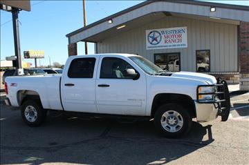 2009 Chevrolet Silverado 2500HD for sale at Western Motor Ranch in Amarillo TX