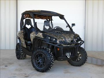2012 Can-Am ATV for sale at Western Motor Ranch in Amarillo TX