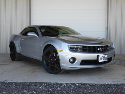 2010 Chevrolet Camaro for sale at Western Motor Ranch in Amarillo TX