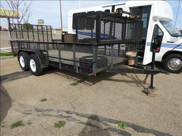2010 COMPANY UTILETY TRAILER for sale at Western Motor Ranch in Amarillo TX