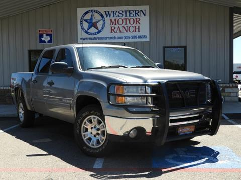2008 GMC Sierra 1500 for sale at Western Motor Ranch in Amarillo TX