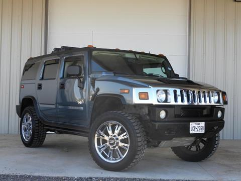 2005 HUMMER H2 for sale at Western Motor Ranch in Amarillo TX