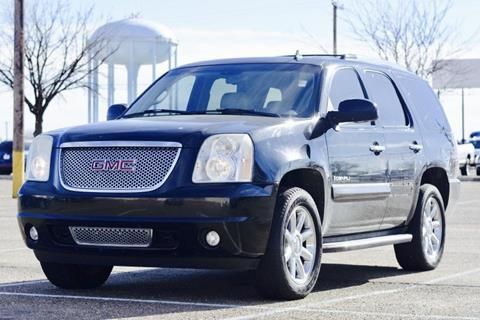 2007 GMC Yukon for sale at Western Motor Ranch in Amarillo TX
