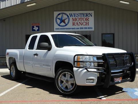 2011 Chevrolet Silverado 1500 for sale at Western Motor Ranch in Amarillo TX