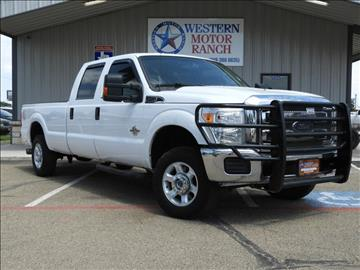 2014 Ford F-250 Super Duty for sale at Western Motor Ranch in Amarillo TX