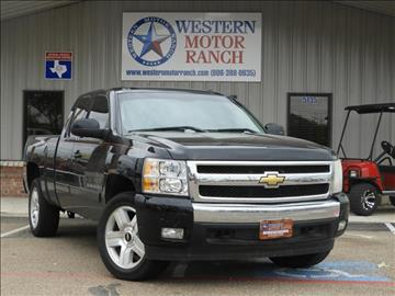2008 Chevrolet Silverado 1500 for sale at Western Motor Ranch in Amarillo TX
