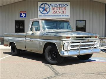 1964 Chevrolet PK for sale at Western Motor Ranch in Amarillo TX