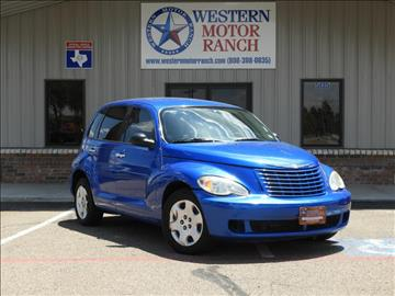 2006 Chrysler PT Cruiser for sale at Western Motor Ranch in Amarillo TX
