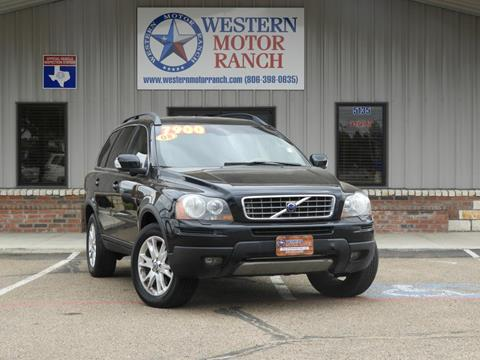 2008 Volvo XC90 for sale at Western Motor Ranch in Amarillo TX