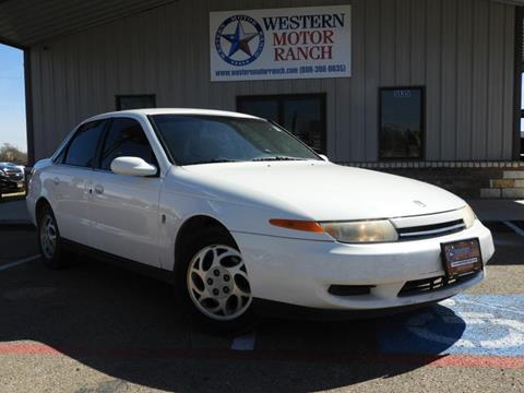 2002 Saturn L-Series for sale in Amarillo, TX