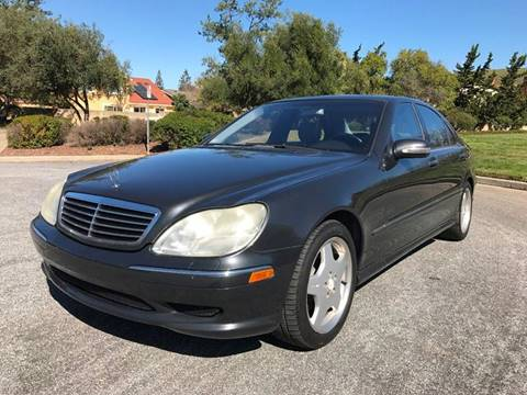 2001 Mercedes-Benz S-Class for sale in Gilroy, CA