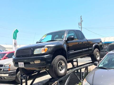 2002 Toyota Tundra for sale in Gilroy, CA