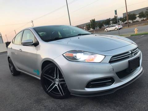 2013 Dodge Dart for sale in Gilroy, CA