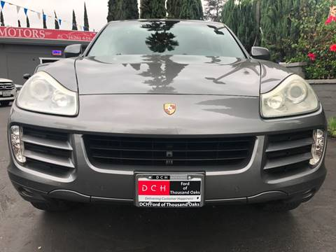 2009 Porsche Cayenne for sale in Pasadena, CA