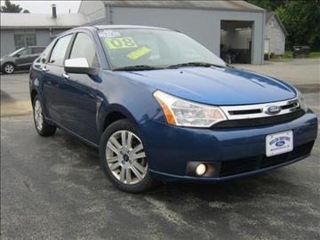 2008 Ford Focus for sale in New Springfield, OH