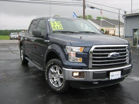 2015 Ford F-150 for sale in New Springfield, OH