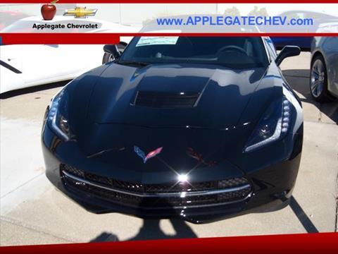 2017 Chevrolet Corvette for sale in Flint, MI